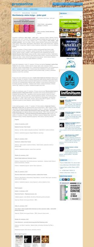 1411 - prozaonline.com - Manifestacija Jedna knjiga – jedan grad prozaonline