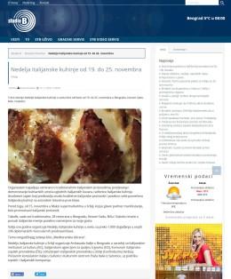 1411 - studiob.rs - Nedelja italijanske kuhinje od 19. do 25. novembra