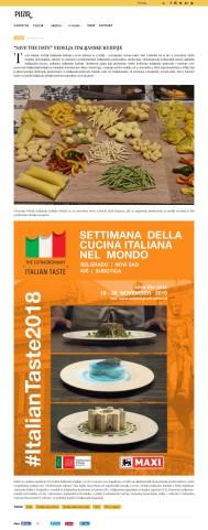 1511 - plezirmagazin.net - SAVE THE DATE NEDELJA ITALIJANSKE KUHINJE