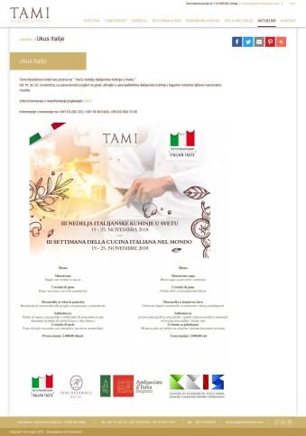 1511 - tamiresidence.com - Ukus Italije