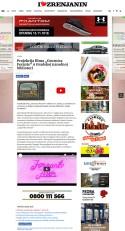 2011 - ilovezrenjanin.com - Projekcija filma Groznica Ferante u Gradskoj narodnoj biblioteci