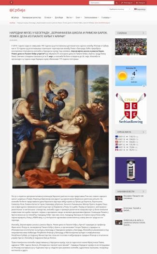 2202 - asrbija.com - Narodni muzej u Beogradu - Berninijeva skola i rimski barok