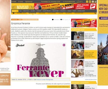 2210 - mojnovisad.com - Groznica Ferante