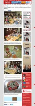 2411 - zajecaronline.com - Djaci O.S. Ljuba Nesic obelezili Nedelju italijanske kuhinje