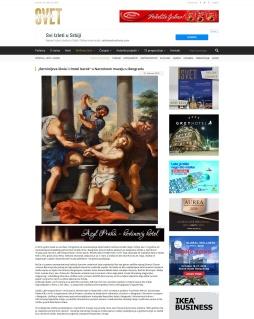2502 - turistickisvet.com - Berninijeva skola i rimski barok u Narodnom muzeju u Beogradu