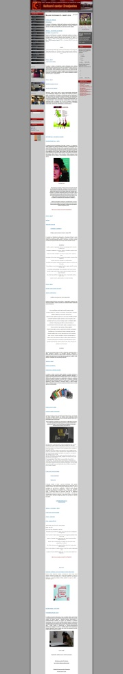 2702 - kczr.org - Kulturni Centar Zrenjanin - NAJAVA PROGRAMA DO 9. MARTA 2019