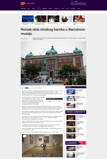 2702 - mondo.rs - Narodni muzej izlozba italijanskog baroka