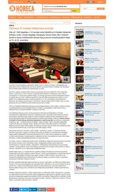 2811 - in-horeca.com - Odrzana III nedelja italijanske kuhinje