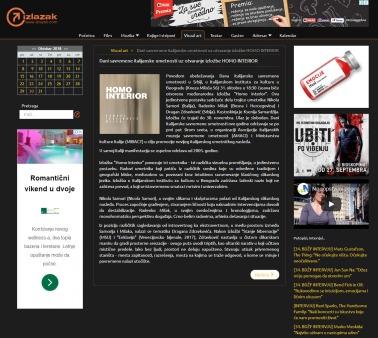 3010 - izlazak.com - Dani savremene italijanske umetnosti uz otvaranje izlozbe HOMO INTERIOR