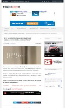 3110 - beograduzivo.rs - DANI SAVREMENE ITALIJANSKE UMETNOSTI - ME-ÉUNARODNA IZLOZBA HOMO INTERIOR