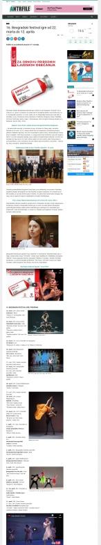 0803 - antrfile.com - 16. Beogradski festival igre od 22. marta do 12. aprila