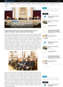 1803 - ekonomski.net - U Beogradu odrzan naucni skup Rimskog kluba o odrzivom razvoju