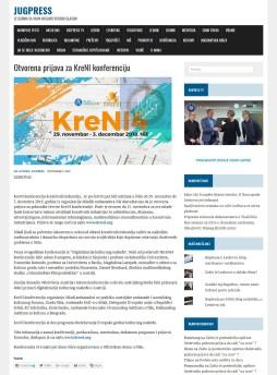 0211 - jugpress.com - Otvorena prijava za KreNI konferenciju