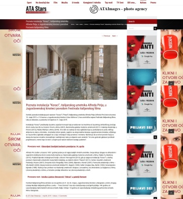 0405 - atastars.rs - Poznata instalacija Koraci, italijanskog umetnika Alfreda Pirija