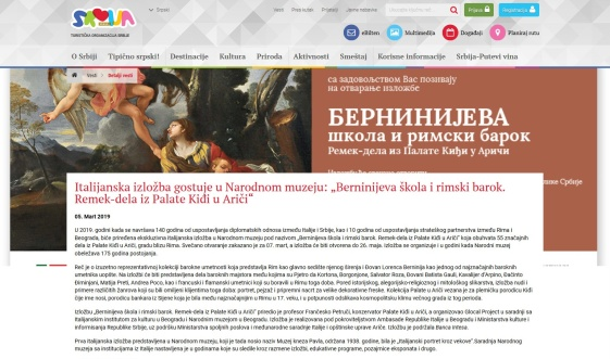 0503 - serbia.travel - Italijanska izlozba gostuje u Narodnom muzeju - Berninijeva skola i rimski barok