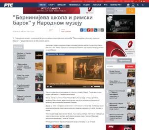 0703 - rts.rs - Berninijeva skola i rimski barok u Narodnom muzeju