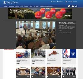 0703 - tanjug.rs - Predavanje Franceska Petrucija u Narodnom muzeju