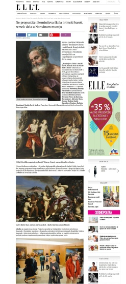 0903 - elle.rs - Ne propustite - Berninijeva skola i rimski barok, remek-dela u Narodnom muzeju