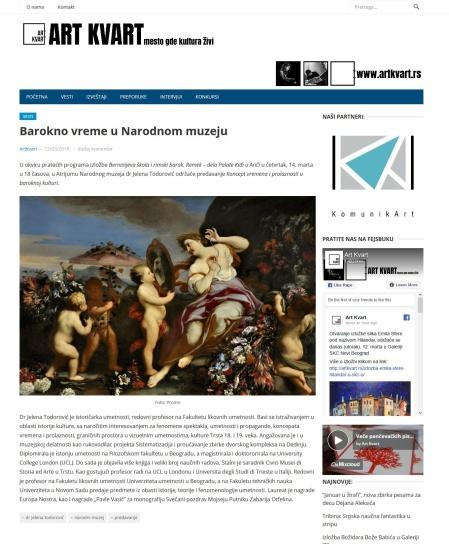 1203 - artkvart.rs - Barokno vreme u Narodnom muzeju