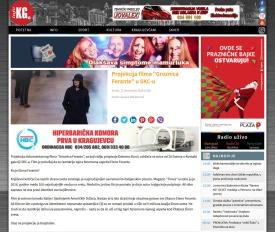 1212 - infokg.rs - Projekcija filma Groznica Ferante u SKC-u