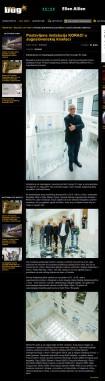1605 - urbanbug.net - Postavljena instalacija KORACI u Jugoslovenskoj kinoteci Alfredo Pirri Festival italijanskog filma