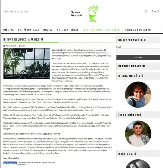 2305 - cupavakeleraba.com - Hitovi Beldocs-a u DKC-u
