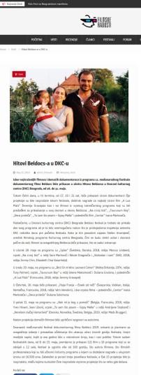 2305 - filmske-radosti.com - Hitovi Beldocs-a u DKC-u