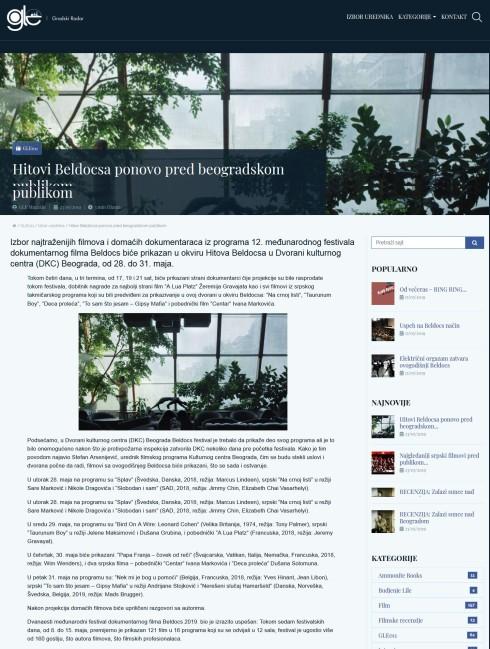 2305 - gle.co.rs - Hitovi Beldocsa ponovo pred beogradskom publikom