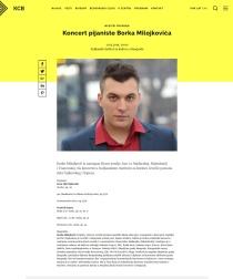 0203 - kcb.org.rs - Koncert pijaniste Borka Milojkovica