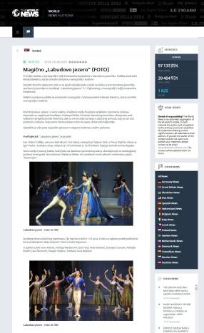 0206 - theworldnews.net - Magicno Labudovo jezero