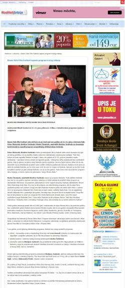 0406 - roditeljsrbija.com - Ravno Selo Film Festival najavio program treceg izdanja