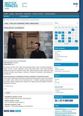 0605 - institutfrancais.rs - Projekat Gurdjiev