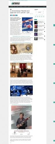 0706 - antrfile.com - 6. ArtLink festival- Muzicki snovi letnje noci od 12. juna do 1. jula