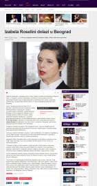 0802 - mondo.rs - Izabela Roselini u Beogradu