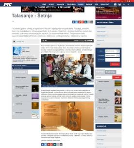 1403 - rts.rs - Talasanje - Setnja