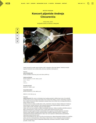 1704 - kcb.org.rs - Koncert pijaniste Andreja Cincarevica