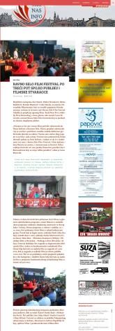 2206 - okonas.info - Ravno Selo Film Festival po treci put spojio publiku i filmske stvaraoce