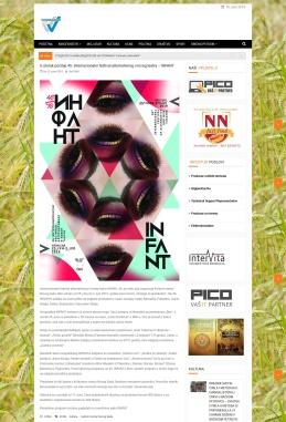 2506 - vojvodjanskevesti.rs - U utorak pocinje 45. Internacionalni festival alternativnog i novog teatra
