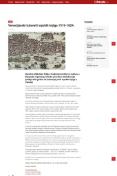 2806 - penzin.rs - Venecijanski izdavaci srpskih knjiga 1519-1824