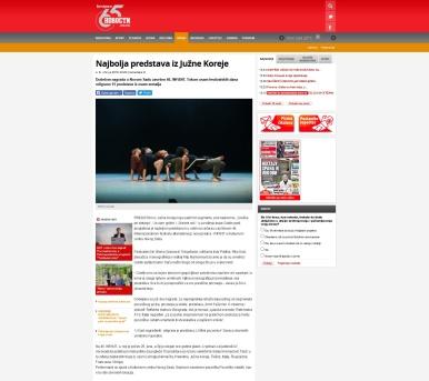 0207 - novosti.rs - Najbolja predstava iz Juzne Koreje