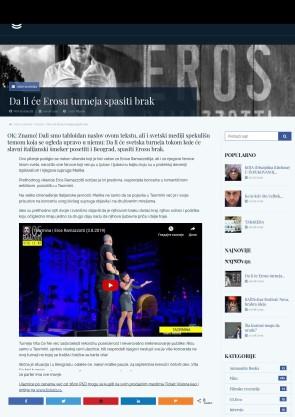 0908 - gle.co.rs - Da li ce Erosu turneja spasiti brak