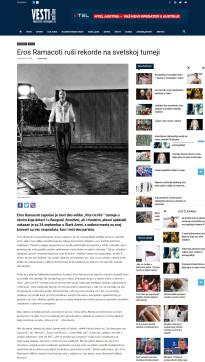 0109 - vesti-online.com - Eros Ramacoti rusi rekorde na svetskoj turneji