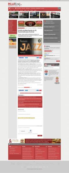 0110 - pancevo.mojkraj.rs - Pocela prodaja karata za 22. Pancevacki jazz festival