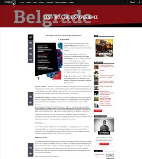 0110 - radiolaguna.rs - Sesti Belgrade SAXperience