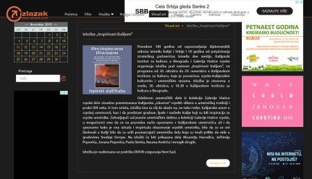0111 - izlazak.com - Izlozba Inspirisani Italijom