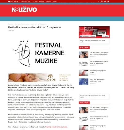0409 - nsuzivo.rs - Festival kamerne muzike od 9. do 15. septembra