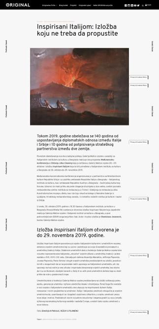 0611 - originalmagazin.com - Inspirisani Italijom- Izlozba koju ne treba da propustite