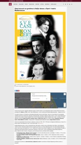 0710 - aska.rs - Gala koncert sa gostima iz Italije danas u Operi i teatru Madlenianum