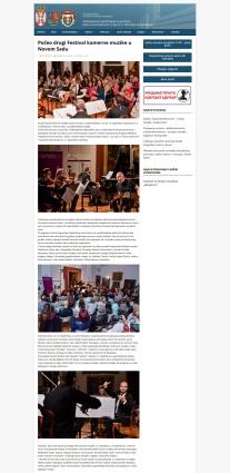 1009 - kultura.vojvodina.gov.rs - Poceo drugi Festival kamerne muzike u Novom Sadu