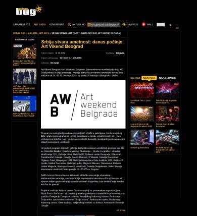 1010 - urbanbug.net - Srbija stvara umetnost- danas pocinje Art Vikend Beograd